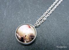 CollierKette / Halskette Regen von Feenperlen auf DaWanda.com