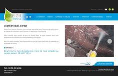 Découvrez le nouveau site de la société Breizh Hydro Rénove à Brest, spécialiste du traitement osmose des bâteaux.