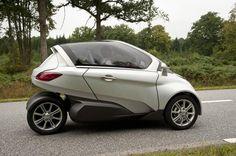2013 Peugeot VeLV | Hybrid & Electric Cars