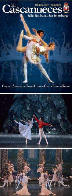 Ballet El Trencanous al Gran Teatre del Liceu BCN (desembre 2013)