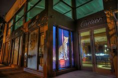 Cartier Miami Design District, via Flickr.