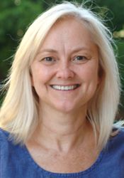 """""""My research explores the brain mechanisms involved in learned associations between the rewarding effects of drugs and the environmental cues that promote drug use,"""" says Janet Neisewander, professor in the School of Life Sciences."""