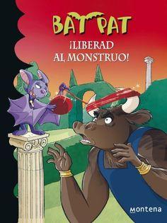 ¡Liberad al monstruo! (Bat Pat 28) (Spanish Edition) by Roberto Pavanello, http://smile.amazon.com/dp/B00HVJLLRO/ref=cm_sw_r_pi_dp_F2ofvb1TG78AA