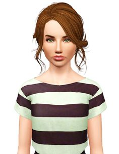 Newsea`s Cambrian hairstyle retextured by Pocket for Sims 3 - Sims Hairs - http://simshairs.com/newseas-cambrian-hairstyle-retextured-by-pocket/