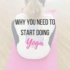 Sweet, Short & Stylish: Why You Need To Start Doing Yoga