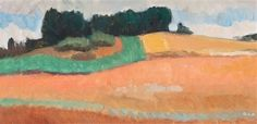 View Fields by Onni Oja on artnet. Browse upcoming and past auction lots by Onni Oja. Lawrence Lee, Finland, Fields, Oil On Canvas, Painting, Art, Craft Art, Painted Canvas, Paintings