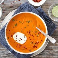 MARENGS MED MØRK SJOKOLADE OG MANDLER | TRINES MATBLOGG Sashimi, Wok, Thai Red Curry, Food And Drink, Ethnic Recipes, Woks