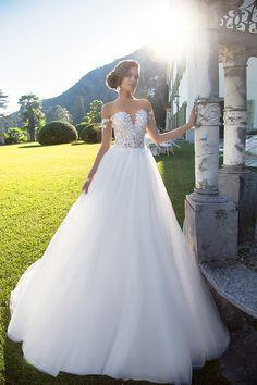 Milla Nova Bridal Wedding Dresses 2017 dairy / http://www.himisspuff.com/milla-nova-bridal-2017-wedding-dresses/15/