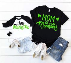 Items similar to Mommy and Me Halloween Mommy and Me Shirts Halloween Shirts Mommy and Me Outfits Mommy and Me Halloween Mom Shirt Halloween Kids Tees on Etsy - Fall Shirts - Ideas of Fall Shirts - Mom Of Boys Shirt, Mommy And Me Shirt, Mommy And Me Outfits, Halloween Tags, Halloween Shirts For Boys, Halloween Ideas, Halloween Vinyl, Halloween Designs, Funny Halloween