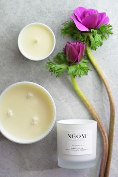 Shop NEOM natural candles and organic body care. NEOM Sensuous Scented Candles soothe and uplift the body and soul with organic non-toxic ingredients. Scented Candles, Candle Jars, Natural Candles, Eco Friendly Fashion, Luxury Shop, Body Care, Organic, Lineup, Exotic