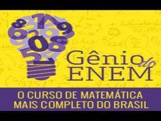 Curso Gênio da Matemática Para ENEM e Vestibulares