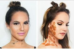 Easy Halloween Makeup Ideas - Halloween Makeup Tutorials With Makeup You Already Have