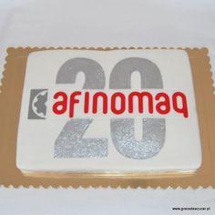 20 Anos - Empresa   Simples   Empresa   Grãos de Açúcar - Bolos decorados - Cake Design