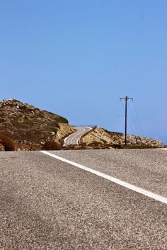 Carnet de voyage en Grèce : les Cyclades en Catamaran Paros, Catamaran, Country Roads, Travel To Greece, Santorini, Catamaran Yachts