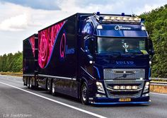 Train Truck, Road Train, Show Trucks, Big Rig Trucks, Benne, Volvo Trucks, Funny Babies, Cars And Motorcycles, Muscle Cars