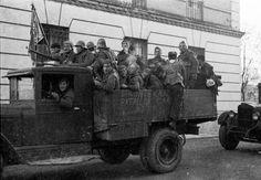 Brigadas Internacionales, Batallón Garibaldi. (Archivo Histórico PCE)