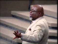 Don't Let the Chatter Stop You - Part 1 - Feb 10, 2013 - Join us for live streaming every Sunday at 9am CST - http://www.tdjakes.org/watchnow