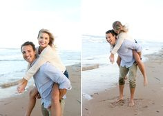Washington Oaks and Gardens State Park Engagement ©becphotography