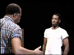 """James Earl Jones and Courtney B. Vance- Fences """"You Ain't Never Liked Me"""" - saw it then and its still awesome"""
