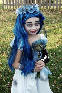 The Corpse Bride Costume Tutorial Kids DIY