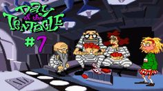 Day of the Tentacle #7 - Eingesperrt - Let's Play Day of the Tentacle