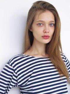 Tanya Katysheva Russian model