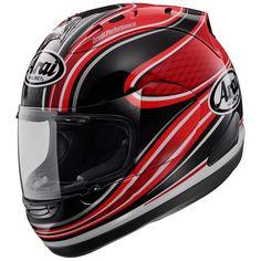 RX-7 RR5 RANDY GP Capacetes Completos Para Motocicleta 706a6065c40