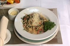 Spaghetti with Clams and Braised Greens - Northern Michigan's News Leader