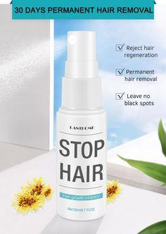 Pubic Hair Removal, Hair Removal Spray, Hair Removal Cream, Stop Facial Hair Growth, Grow Natural Hair Faster, Hair Shrinkage, How To Lighten Hair, Skin Care Tools, Hair Repair