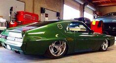 1968 AMX Resto Mod