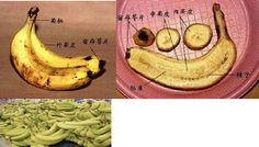 According to a Japanese scientific research, banana cantains TNF which has anti cancer properties. The degree of anti cancer effect corresponds to the degree of ripeness of the fruit, ie the riper the banan, the better the anti cancer quality