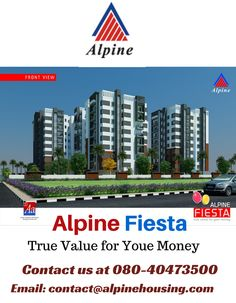 #Alpine_housing presents its project  #apline_fiesta