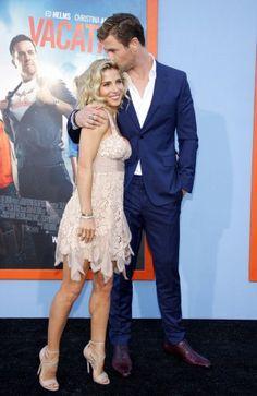 Chris Hemsworth ed Elsa Pataky, famiglia perfetta