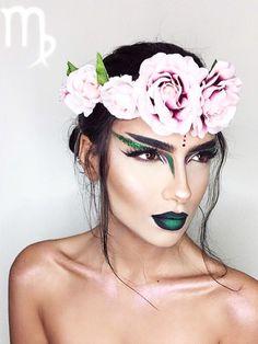 Soo schön. Diese Sternzeichen-Make-up-Looks musst du sehen.