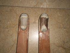 Cómo hacer un arco de madera   Bricolaje Candle Sconces, Door Handles, Wall Lights, Aficionados, Decor, Composite Bow, Wooden Arch, Make Bows, Archery