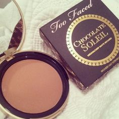 Favorite Matte Bronzer, I Use It Every Single Day And It Also Smells Realky Good