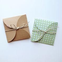 Jewelry package idea.