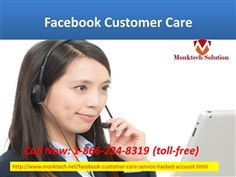 Facebook Customer Service Number 1-866-224-8319 (toll-free) help of Facebookaccount hacked issues #FacebookCustomerService #FacebookCustomerCare #FacebookHackedAccount #FacebookCustomerServiceNumber The various services provide technical assistance can be sought are Facebook chat problem, Facebook account recovery, Facebook Password reset, Facebook spam removal, Facebook account setup to name a few . These experts guide users to recover their password or set a new one call on Toll free Fa
