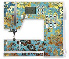 Anita´s design kursmaskin - Customize your sewing machine