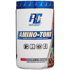 Ronnie Coleman's Amino-Tone Cherry Limeade 435g >>> Read more at the image link. (This is an affiliate link) #VitaminsDietarySupplements