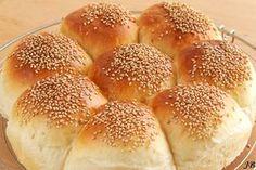 Carolines blog: Zachte witte broodjes