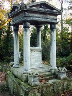 Association of Significant Cemeteries of Europe: Nunhead Cemetry ...