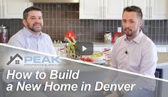 This is all about new construction in Denver. We're here with Jason Eckhoff, who is going to explain what the process of buying a new construction home is like. #Denver #NewHomes