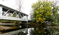 Linn County Covered Bridge Tour | Travel Oregon