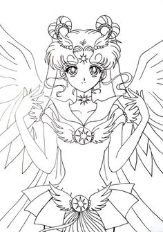 Sailor Moon Coloring Pages, Sea Drawing, Anime Lineart, Sailor Moon Manga, Sailor Moon Crystal, Art Inspo, Coloring Books, Book Art, Art Drawings