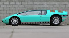 Classic Concepts: 1968 Bizzarrini Manta - Classic Driver - MAGAZINE - features