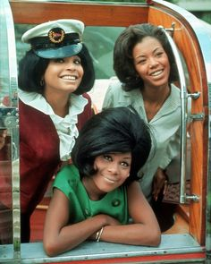 The Marvelettes... My fave girl group!