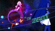 New star generation Dessin Animé Lolirock, Les Lolirock, My Little Pony Poster, New Star, Force Of Evil, Winx Club, Magical Girl, Akatsuki, Steven Universe