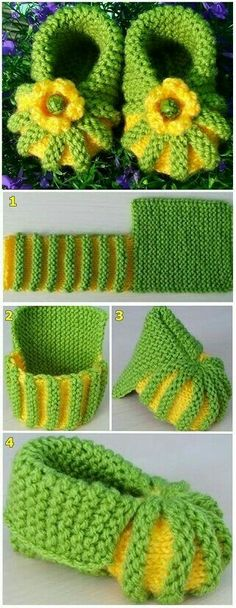 Baby Booties Models And Constructions ww . Knitting Baby Booties Models And Constructions ww .Knitting Baby Booties Models And Constructions ww . Knitting For Kids, Baby Knitting Patterns, Knitting Socks, Knitting Projects, Crochet Projects, Hand Knitting, Crochet Patterns, Knitting Ideas, Crochet Ideas