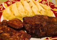 Tüzes csirke | Csaba Erdős receptje - Cookpad receptek Steak, Food, Essen, Steaks, Meals, Yemek, Eten